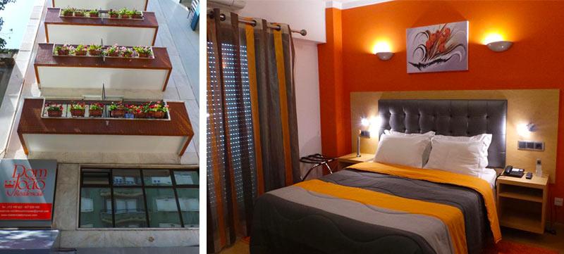 """Недорогой отель """"Dom Jao"""" в Лиссабоне"""