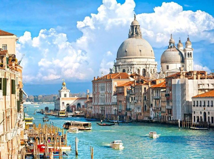 Романтический майский отдых в Венеции