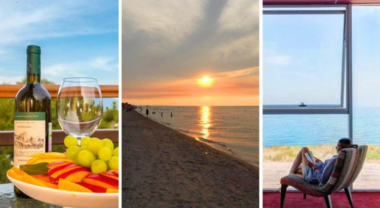 Отдых на море в России летом