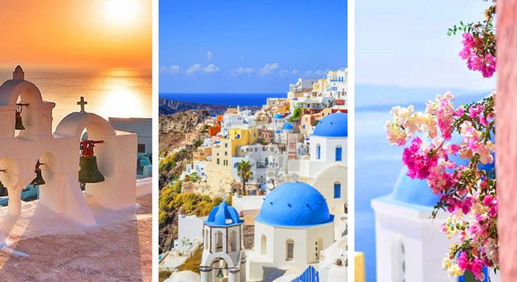 Как добраться на Санторини с Крита