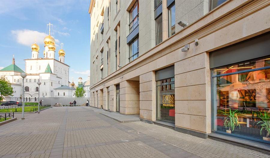 "хостел ""Твин Ситис Мельбурн"" в Петербурге"