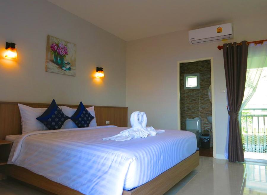 Wongmuang Place - дешевый отель рядом с аэропортом Пхукета