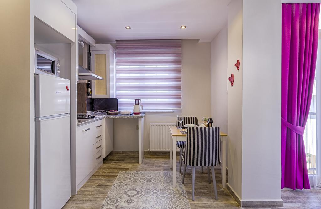 Апартаменты Aspendos Suites в Анталии, Турция