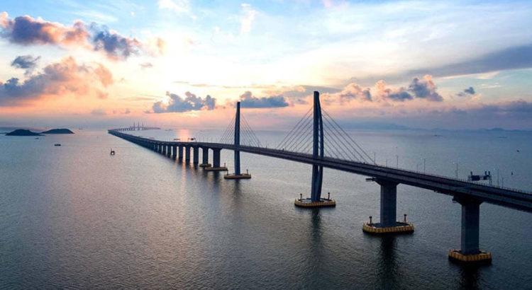 Новый мост Гонконг - Чжухай - Макао: как доехать из Гонконга на автобусе