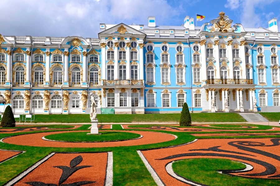 Царское Село, город Пушкин