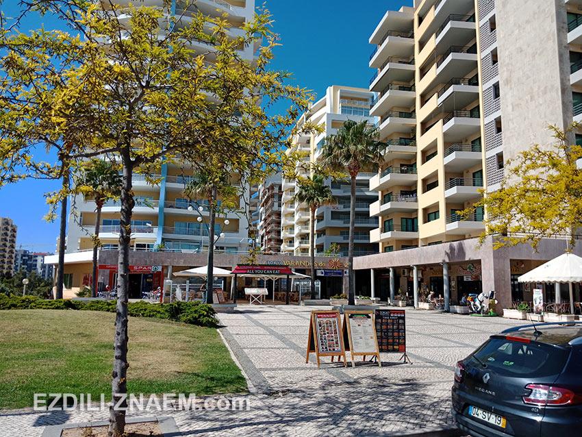 Апартаменты для отдыха в Портимао
