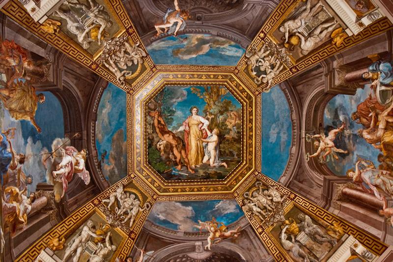 Экскурсия в Ватикан. Музейные сокровища Ватикана
