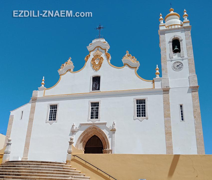 церковь Nossa Senhora da Conceição