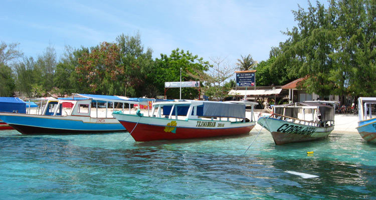 Индонезия: как добраться до острова Траванган