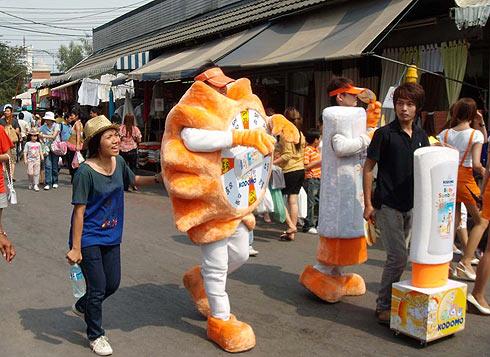 Бангкок: рынок выходного Чатучак