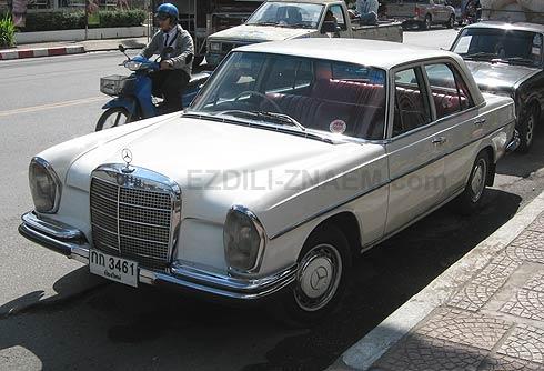 раритетные автомобили в Таиланде