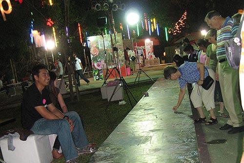 Арт-фестиваль в Чианг-Мае