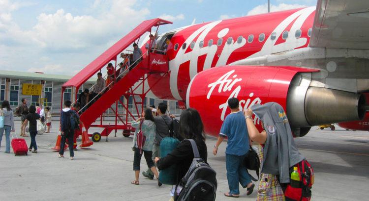 Авиакомпания ЭйрАзия (AirAsia) - отзывы о полетах