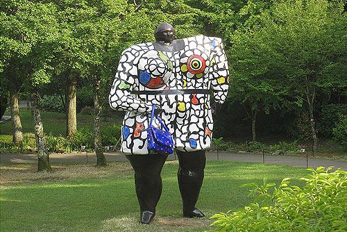 Хаконэ. Музей скульптур под открытым небом