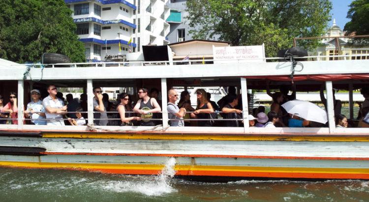 Достопримечательности Бангкока: как добраться по реке