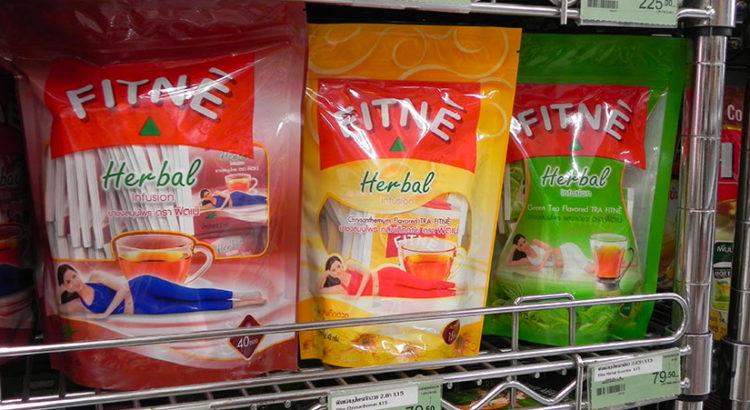 """Таиланд: """"неправильный"""" чай для похудения"""