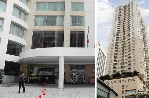 Куала-Лумпур. Фотосессия на крыше небоскреба.