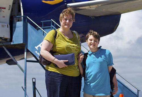 Мифы о путешествиях. Перемена климата и здоровье