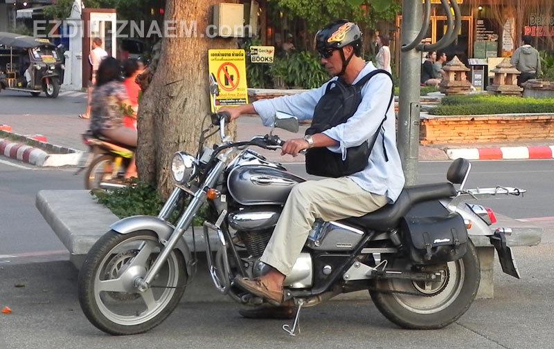 Мотоциклы в Таиланде