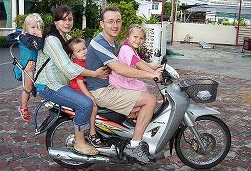 Мотобайк в Тайланде: 10 ошибок новичков