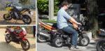 Фото мотоциклов Тайланда