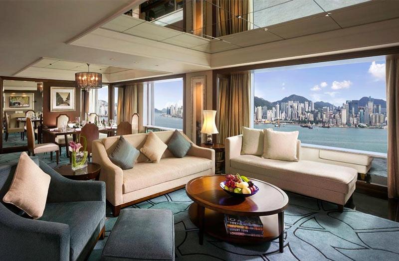 Отель в Гонконге в китайский Новый год