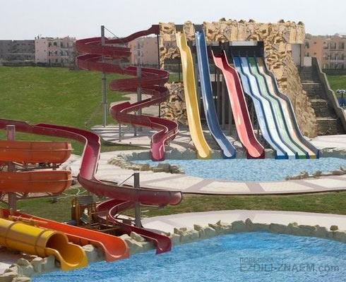 Отель с аквапарком: Sunrise Tirana Aquapark