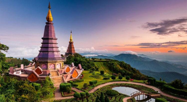 Что посмотреть в Чиангмае - экскурсия в национальный парк Дои Интханон