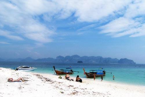 Отдых на острове Пода