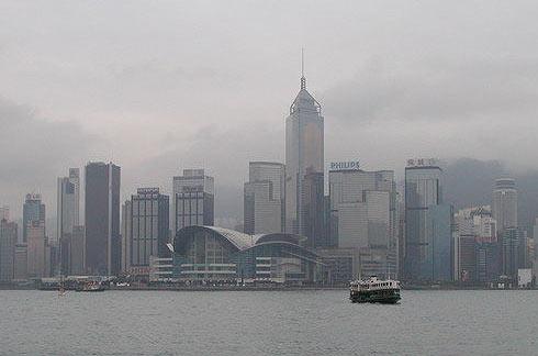 Поездка в Гонконг