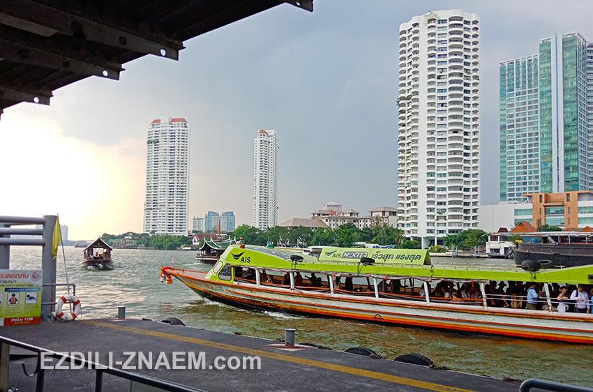 как посмотреть достопримечательности Бангкока по реке