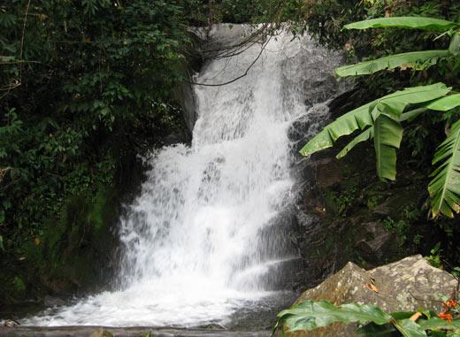 Экскурсия в Дои Интанон. Водопад Сирипум