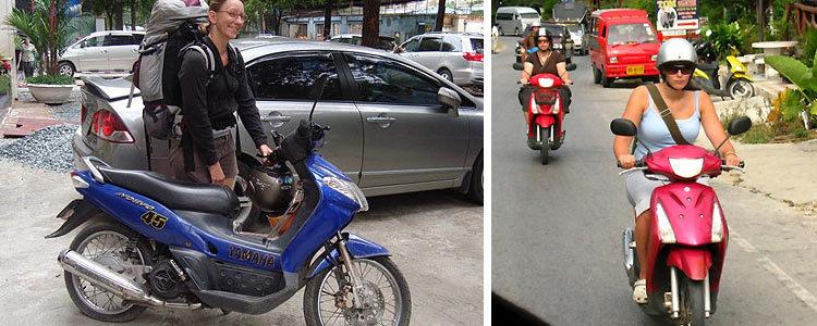 """Мотобайк в Тайланде: 10 """"вредных советов"""" начинающим"""