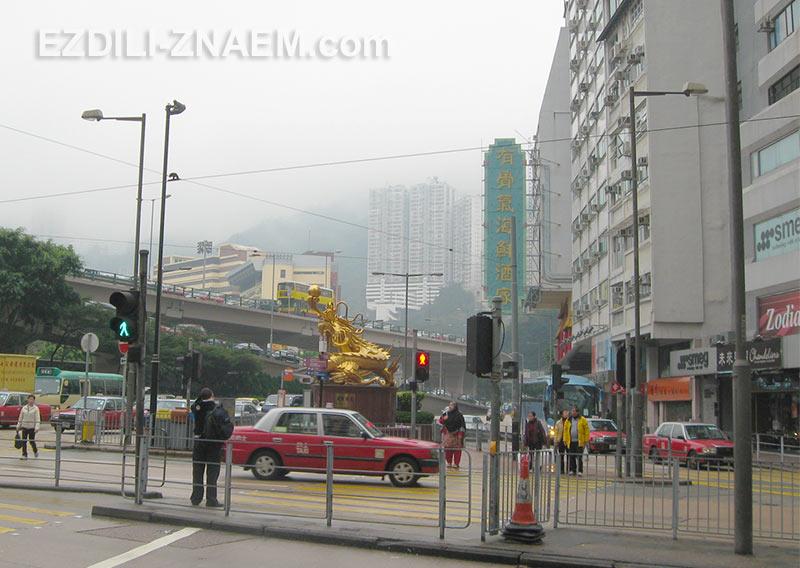 поездка в Гонконг в феврале