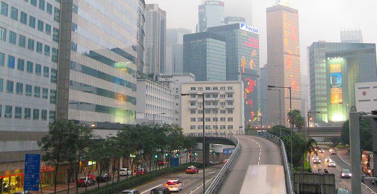 Поездка в Гонконг. Мои впечатления о Гонконге