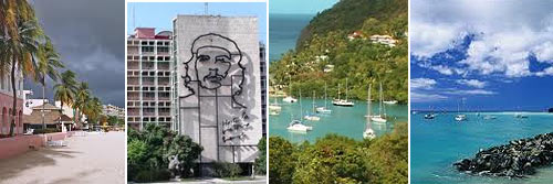 Куда поехать без визы в Карибы