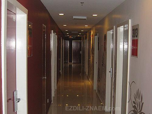 Отели Куала-Лумпур. Отель Tune