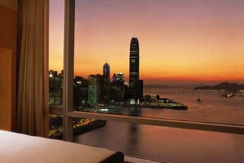 Отели мира с наилучшим видом из окна