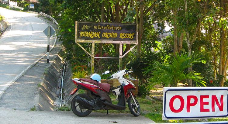 Как арендовать мотобайк в Тайланде