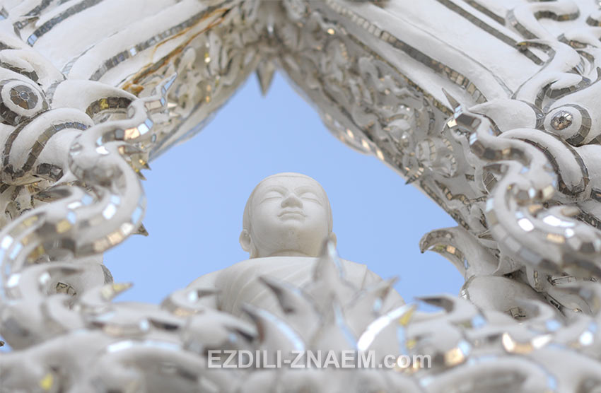 декоративные элементы в Белом Храме