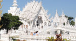 Белый храм в Тайланде