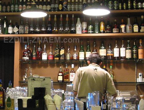 Цены в Сингапуре на алкоголь