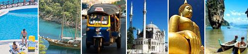 Где отдохнуть? Турция или Тайланд