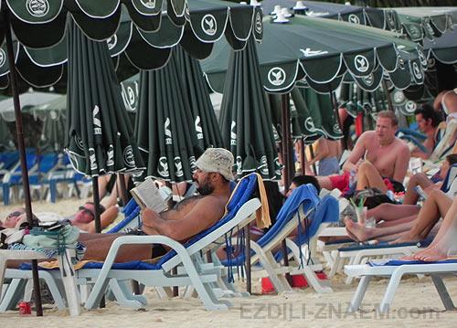Пляжи Пхукета. Фото пляжа Ката Ной