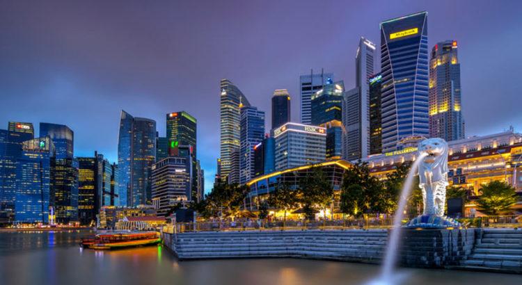 Сингапур: фото города будущего
