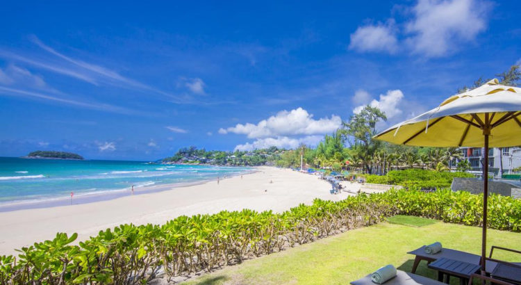 Пляж Ката Ной на Пхукете (Таиланд)