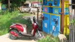 Как покупают бензин в Тайланде: заправочный автомат в Пае