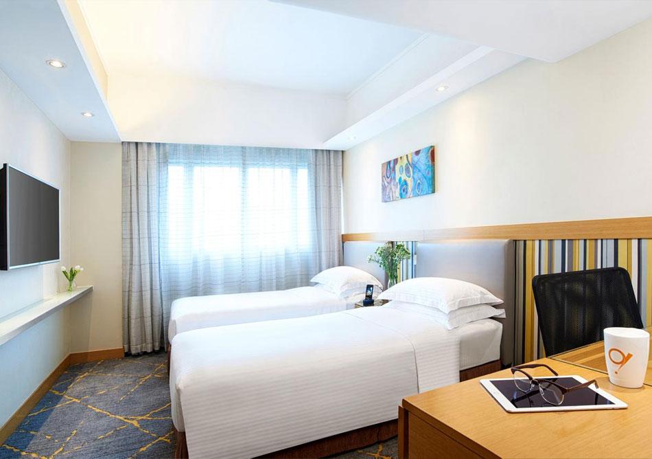 Недорогие отели Гонконга: отель CityView Hong Kong