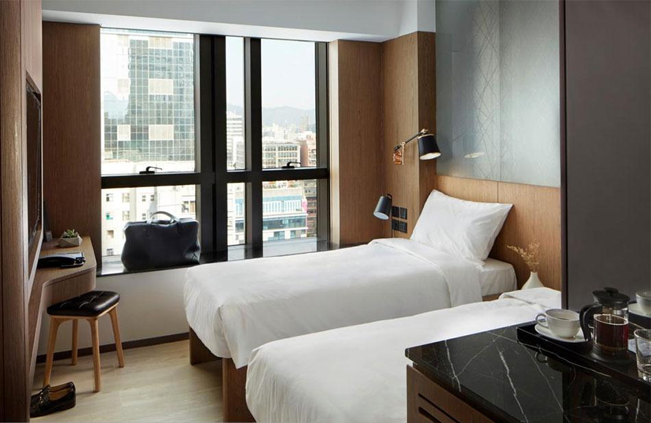 The OTTO - недорогой отель в Гонконге