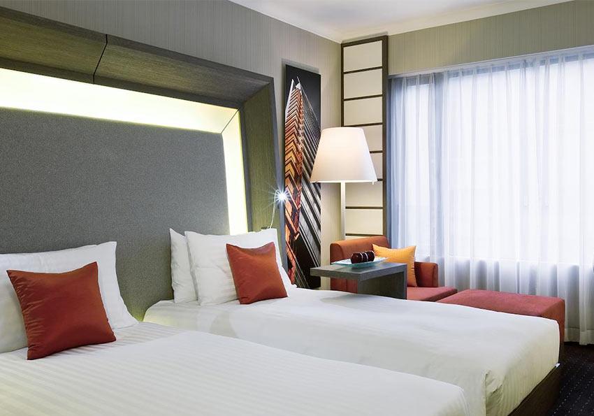 недорогой отель Гонконга - Novotel Nathan Road